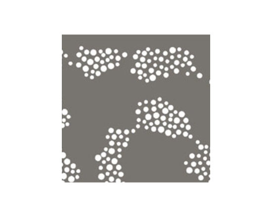 Bubbles in Pewter -