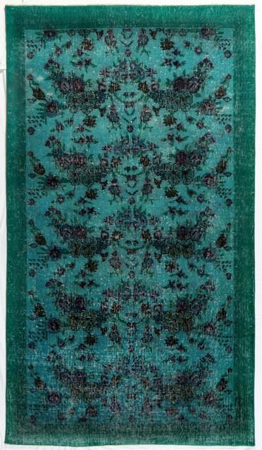 Vintage Turkish Carpets mediterranean-area-rugs