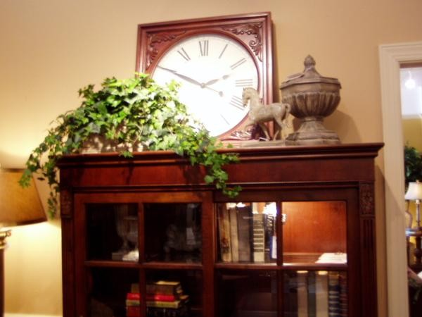 Bookcase traditional