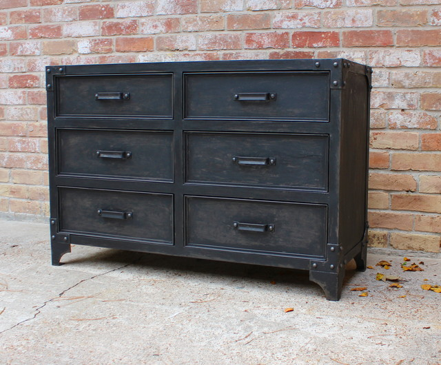 industrial bedroom furniture industrial houston by modern