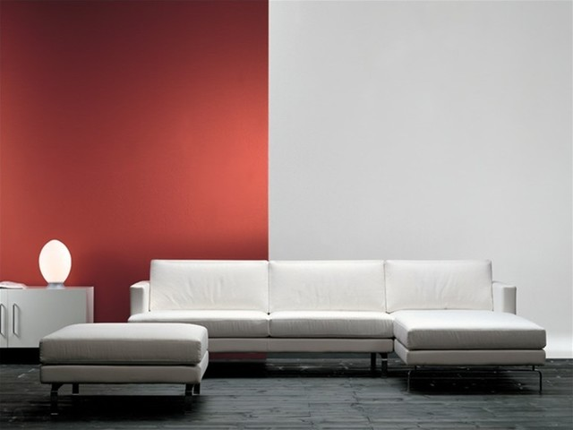 Baliza Contemporary Sectional Set modern-sectional-sofas