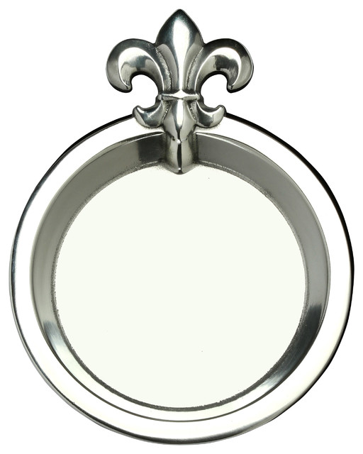 French Lily Wine Coaster traditional-wine-and-bar-tools