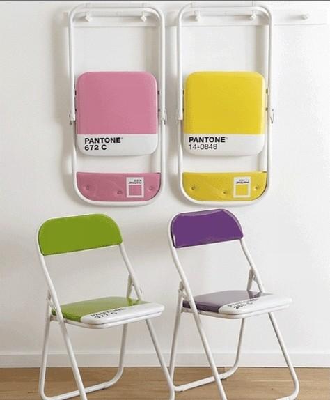 Pantone Folding Chair chairs