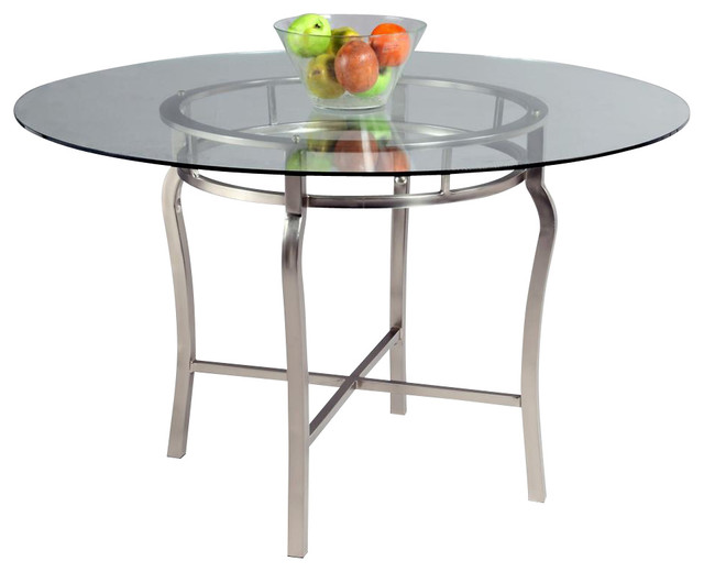 48 in round dining table contemporary dining tables
