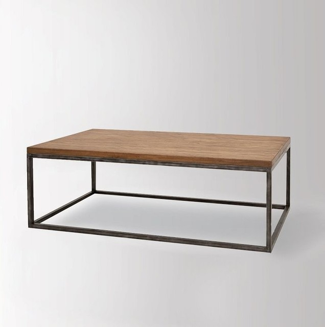 Copenhagen Coffee Table Modern Coffee Tables By West Elm