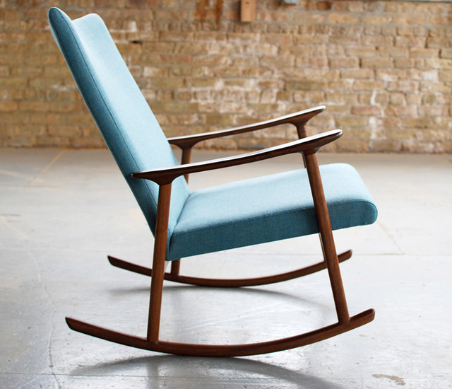 Contemporary Rocking Chairs and Gliders : Find Rocking Chairs ...
