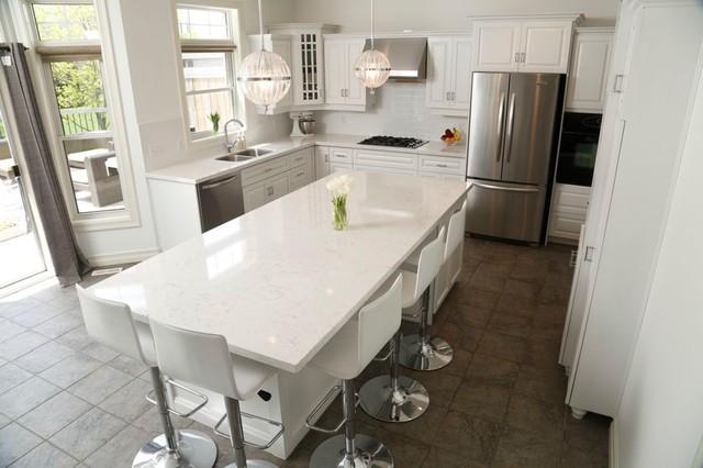 Kitchen (light decor) modern-kitchen-countertops