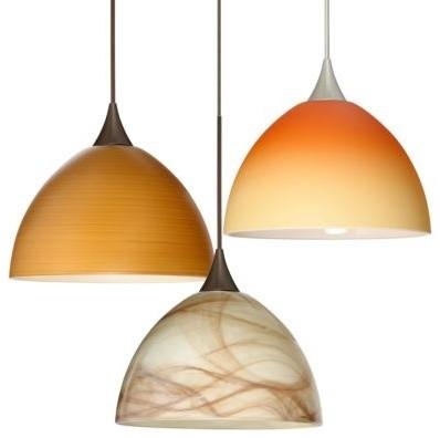 Brella Mini Pendant by Besa Lighting pendant-lighting