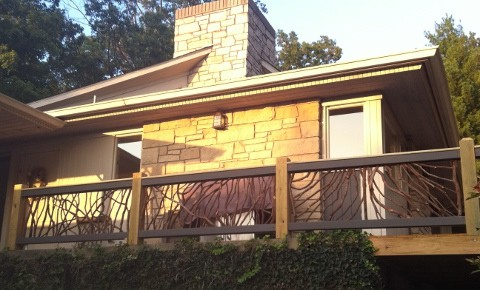 Exterior Deck Railing traditional-outdoor-products