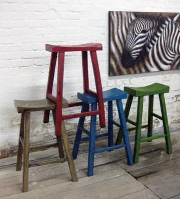 Saddle Seat Stools bar-stools-and-counter-stools