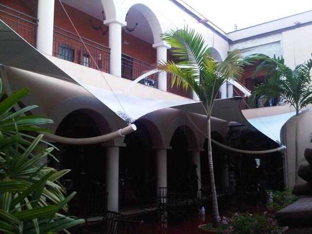 La Residense Restaurant contemporary