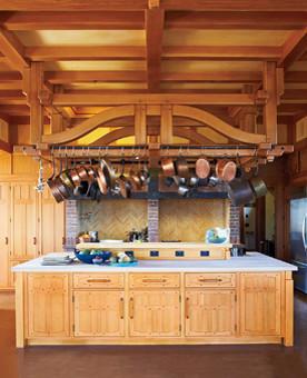 Chef's Home Kitchen