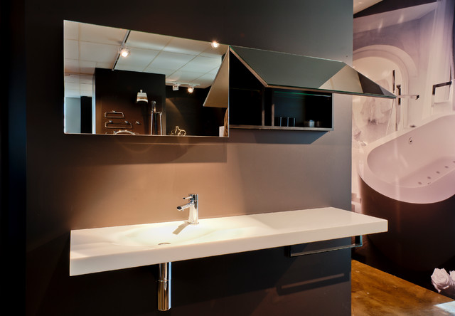 Minosa design abey south melbourne kitchen bathroom for Bathroom decor melbourne