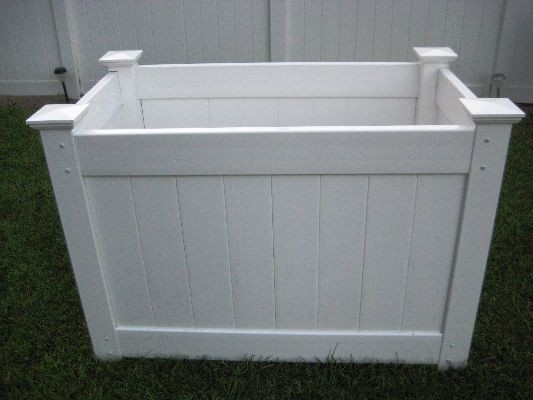 OUTDOOR GARBAGE CAN STORAGE BINS - Outdoor Trash Cans - other metro - by South Yard Products, LLC