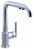 Purist kitchen faucet contemporary kitchen faucets