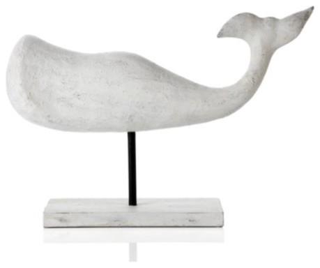 White Whale modern-artwork