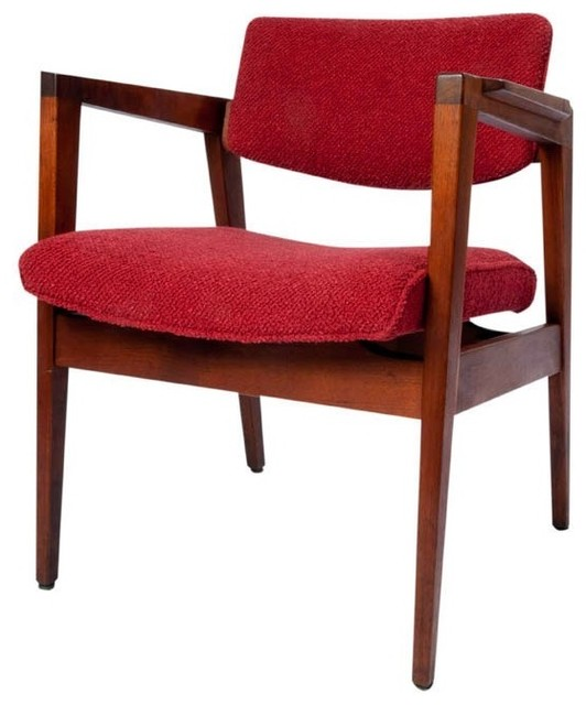 Mid Century Modern Upholstered Chair Modern Living Room Chairs Boston