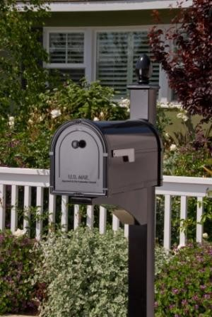 The Bellvue traditional-mailboxes