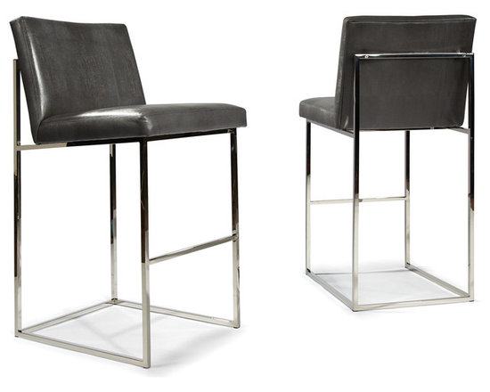 Wink Bar Stools from Thayer Coggin -