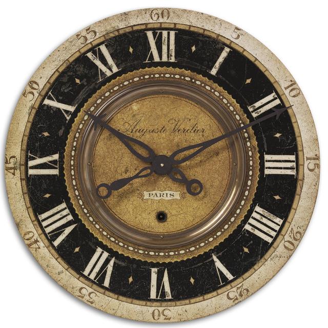 auguste verdier 27 wall clock mediterranean wall clocks