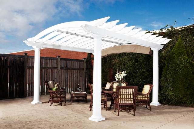 Turnkey Millwork Pergolas traditional-outdoor-products