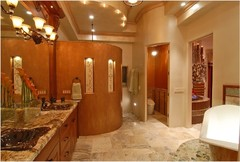 Bathroom design ideas and photos for bathrooms, master bathrooms and powder room