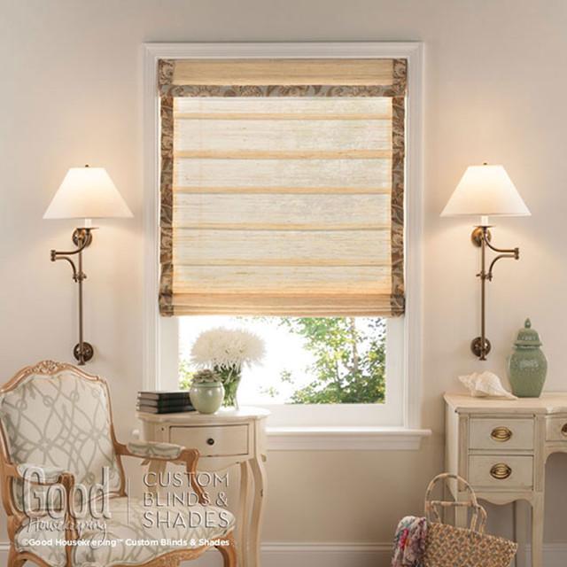 ... / Home Decor / Window Treatments / Blinds & Shades / Roman Shades