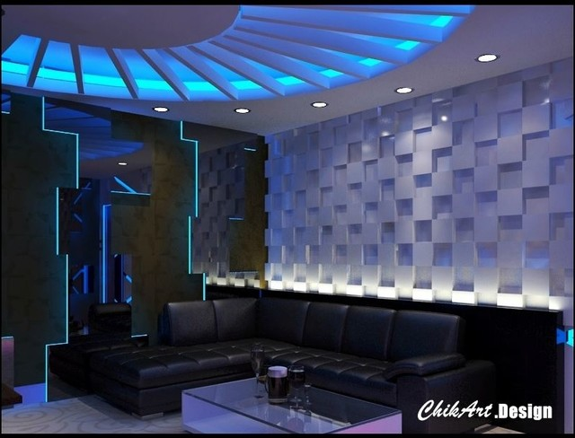 Karaoke room for Karaoke room design ideas