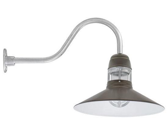 The Wallaby Gooseneck Light -