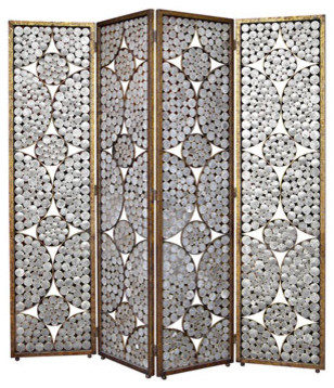 Serena Screen Contemporary Screens And Room Dividers