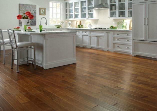 Virginia mill works richmond plank handscraped hardwood for Virginia mill works flooring
