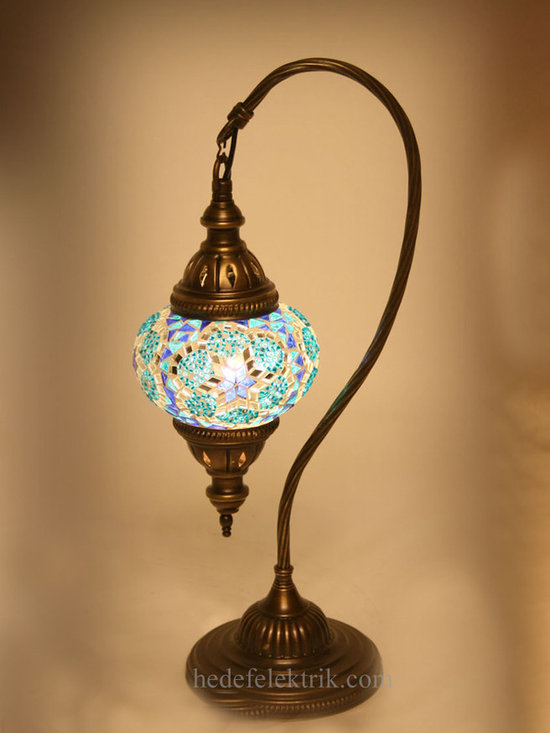 Turkish Style - Mosaic Lighting - Code: HD-97206_09