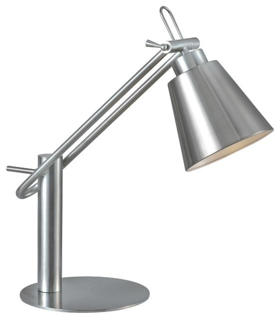 Kenroy 32004BS Nelson Desk Lamp modern-desk-lamps