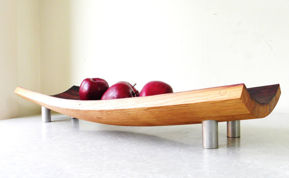 Midcentury Modern Serving Tray by Swedish Guy Design modern-platters