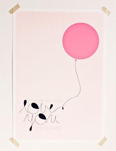 Love 2 Print modern-artwork