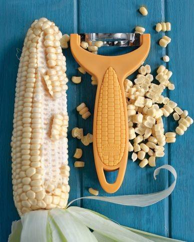 Kuhn Rikon Corn Zipper modern