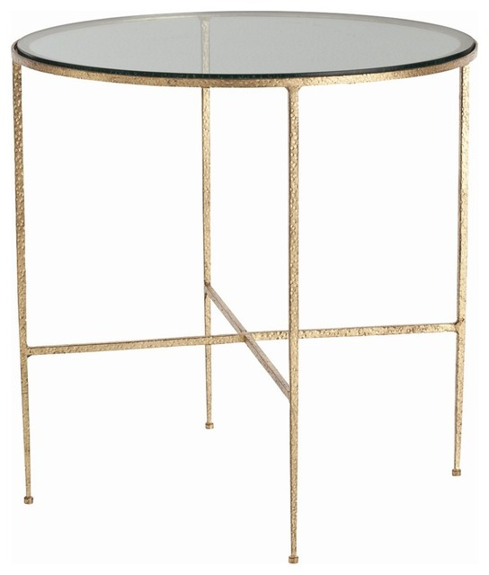 Winchester Side Table contemporary-side-tables-and-end-tables