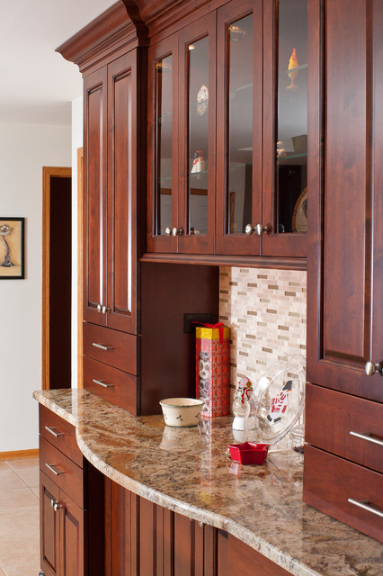 Orland Park Kitchen traditional