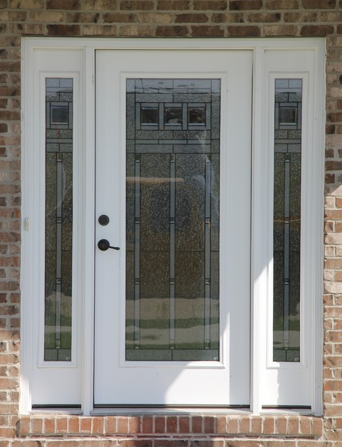 Exterior Accents traditional-entry