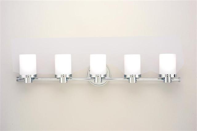 5 Light Bath Bracket Modern Bathroom Lighting And Vanity Lighting By Elite Fixtures
