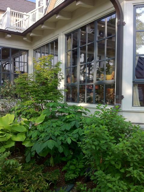Steel windows charleston traditional-windows