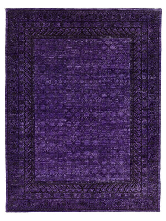 Color Reform Spectrum Wool Rug -