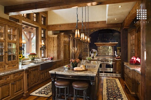 Ontario Residence traditional-kitchen