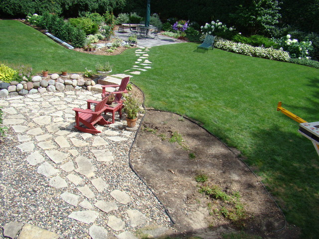 Water And Fire Features For Backyards : HOUZZ DISCUSSIONS Design Dilemma Before & After Polls ProtoPro