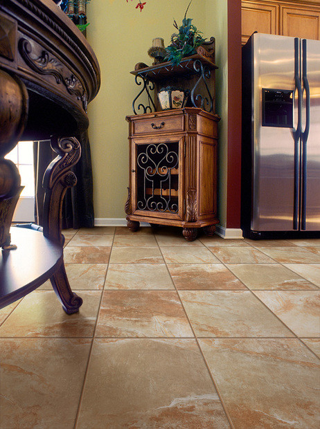Florida Tile Fontana traditional floor tiles