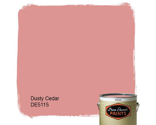 Dunn-Edwards Paints Dusty Cedar DE5115 -