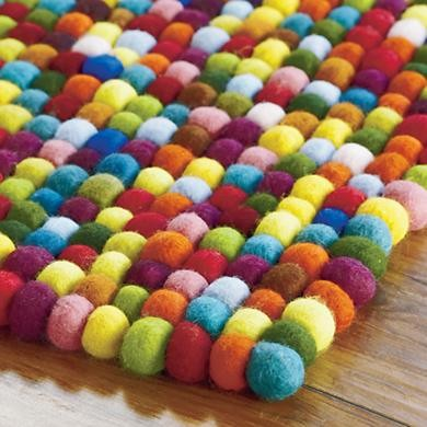 Modern Kids Rugs by The Land of Nod