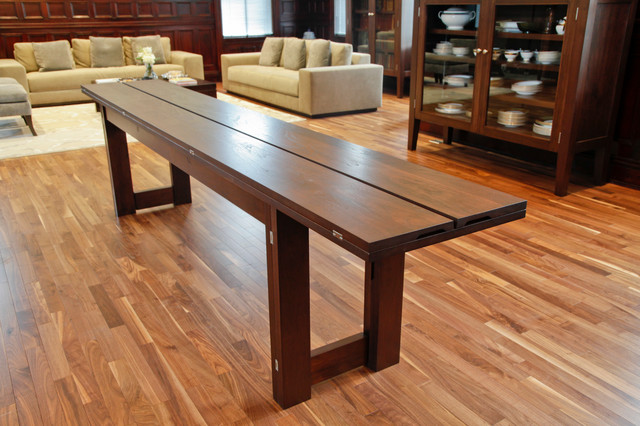 folding dining table dining tables boston by infusion furniture