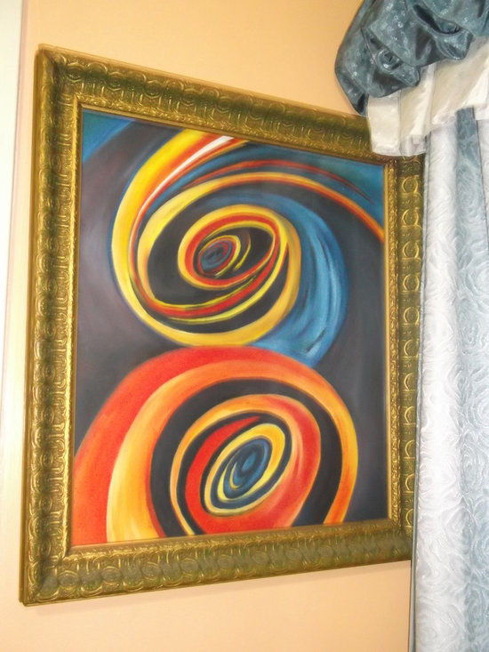 Abstract painting -