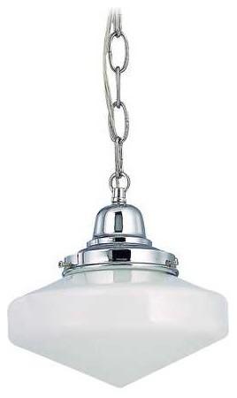 Schoolhouse Lighting Pendant farmhouse-pendant-lighting